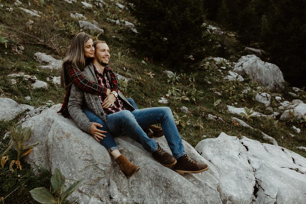 seance couple alpes francaises