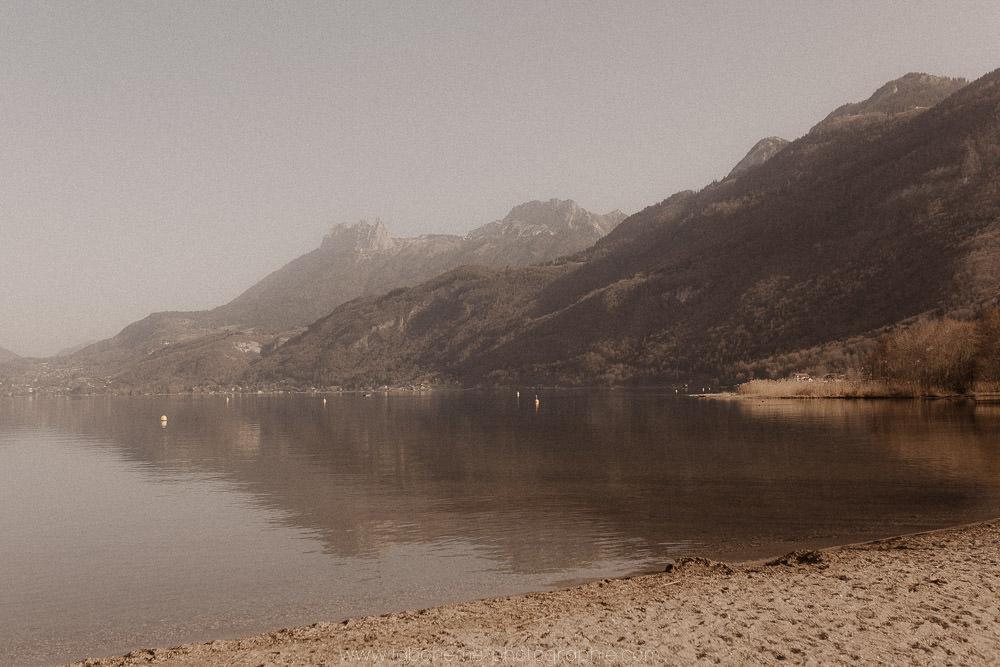 Doussard bout du lac
