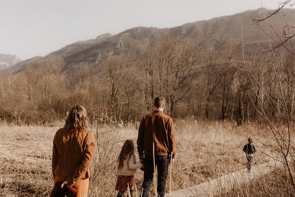 seance photo famille Haute Savoie