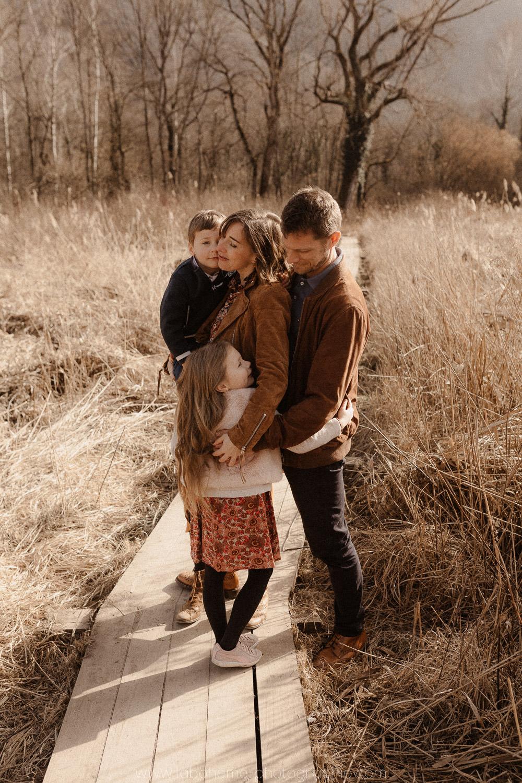 seance photo famille bout du lac